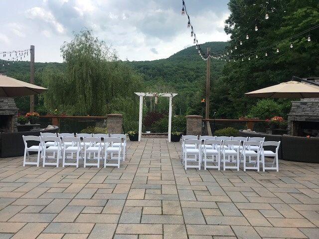 Garden style weddings