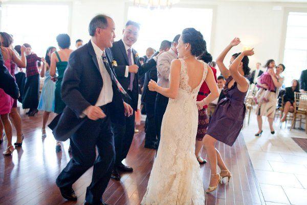 Candice & garrent, september wedding