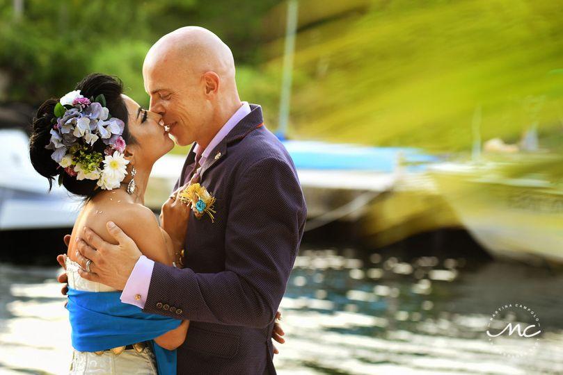 Puerto Aventuras Destination Wedding