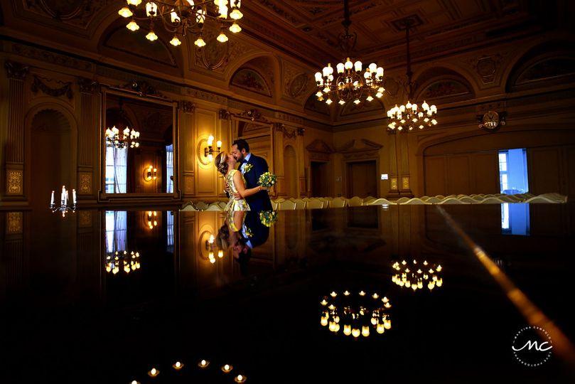 Heidelberg Castle Luxury Wedding in Germany