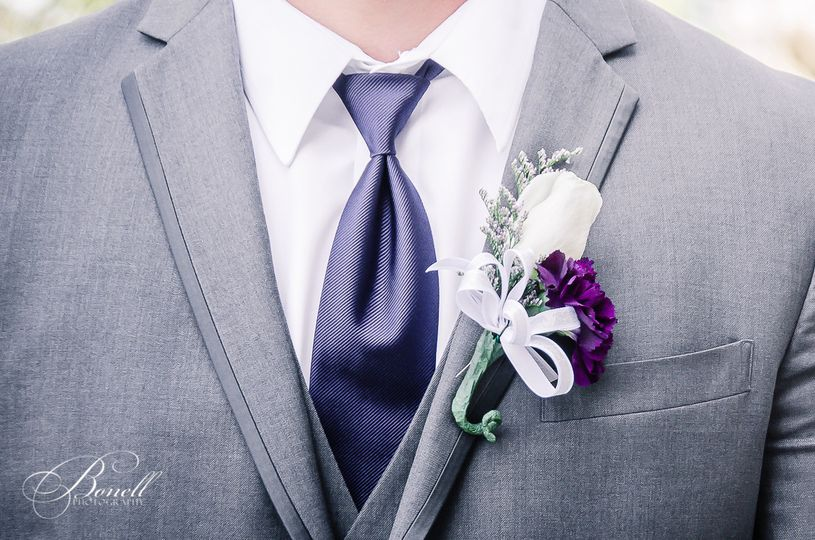 Groom's Details at Capitol