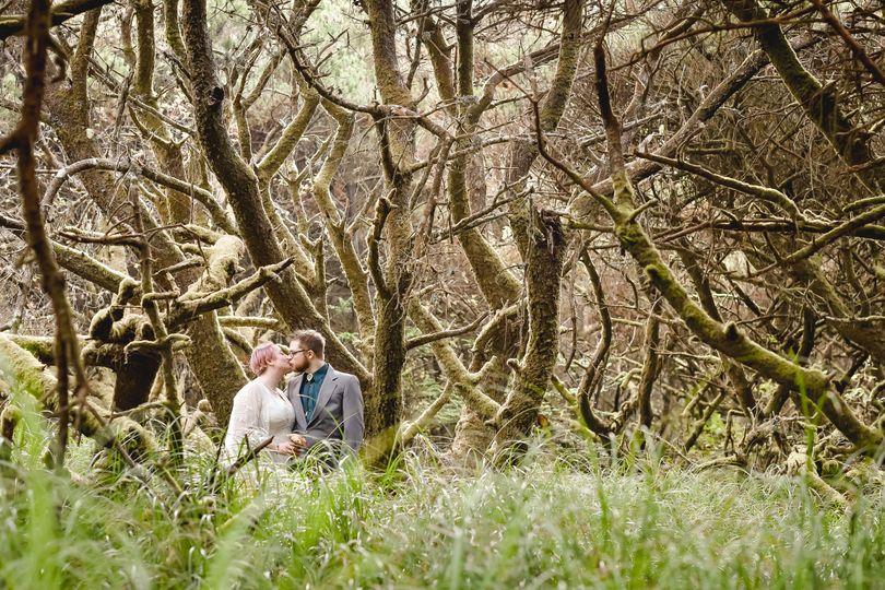 Celtic Wedding in Ocean Shores