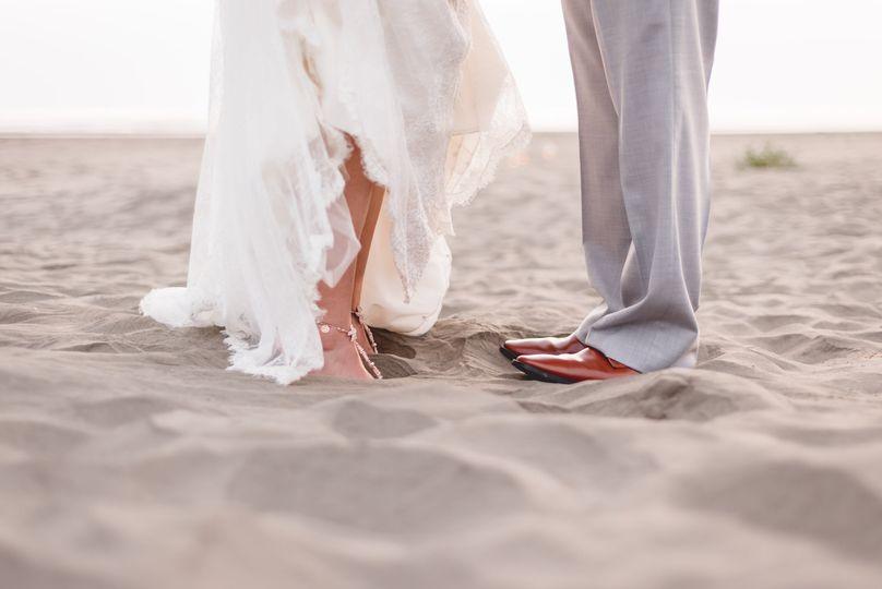 Pacific Beach Wedding
