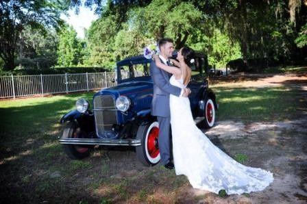 Tmx 1424630688814 Wedding With Old Car Ocala, FL wedding venue
