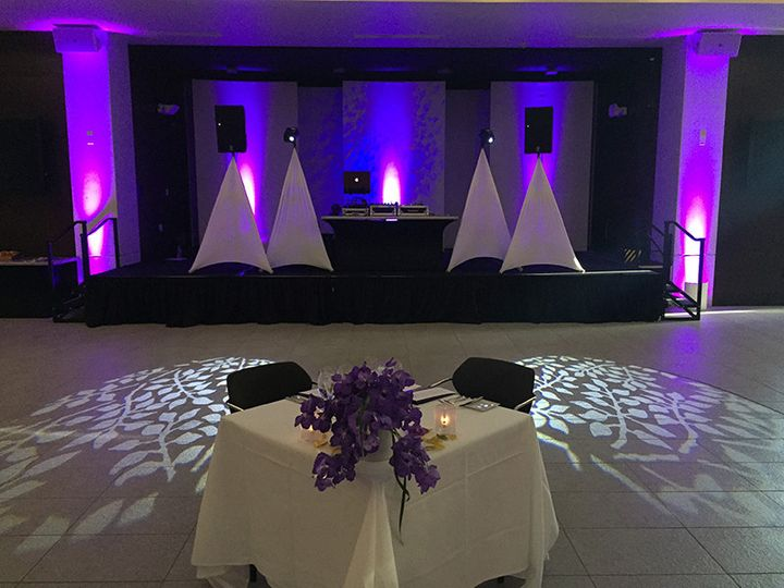 Tmx 1484722944610 2 Dancin Shoes Dj And Lighting   Aspen Leaf Gobos  Denver wedding dj