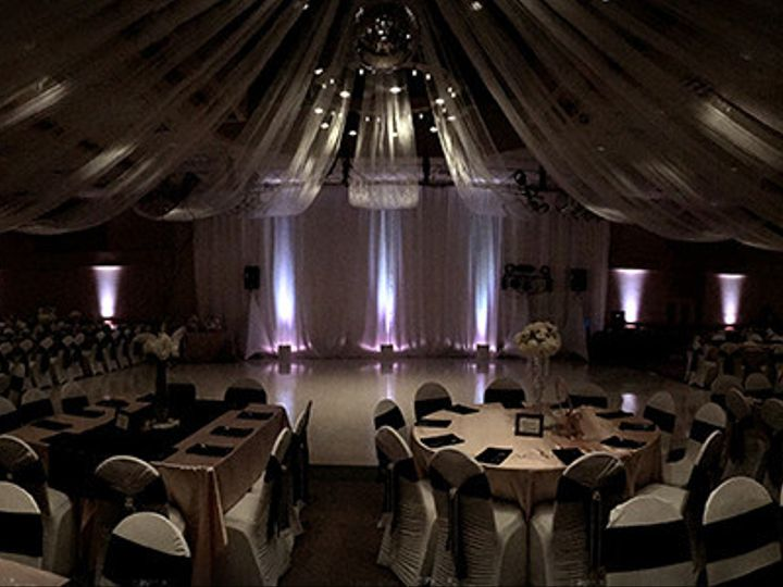 Tmx 1484722957018 1 Dancin Shoes Dj And Lighting   Ivory Blush Uplig Denver wedding dj