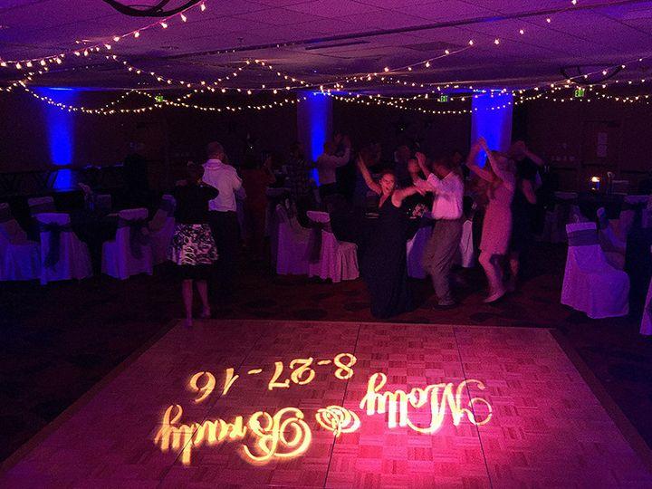 Tmx 1484727876631 Dancin Shoes Dj And Lighting   Name In Lights Mono Denver wedding dj