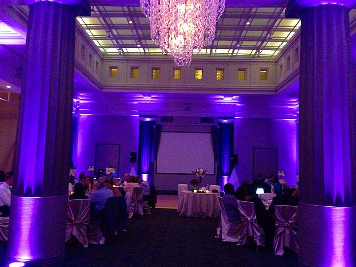 Tmx 1485922157411 Dancin Shoes Dj And Lighting   Purple Uplighting   Denver wedding dj