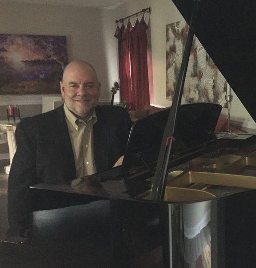 Pianist Doug Gazlay