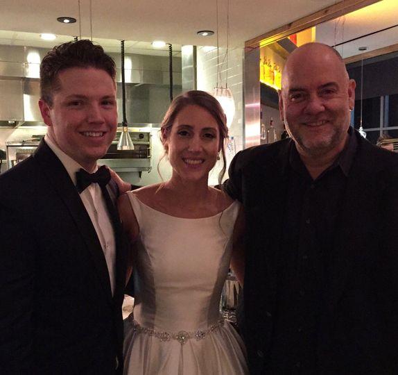 Ryan, Marissa & DJ Doug Gazlay