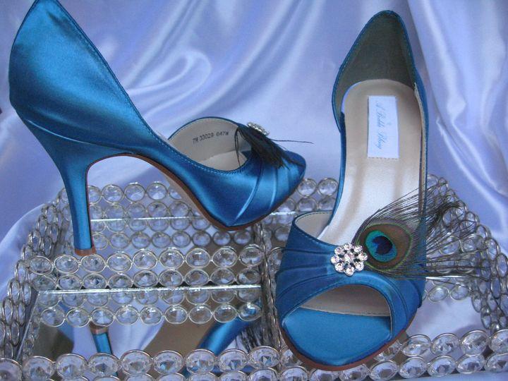 Tmx 1452306666414 Peacock Shoes Palm Harbor wedding dress