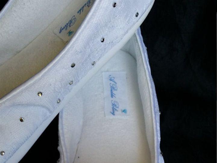 Tmx 1452307468799 Ballet Flat Snowflake Palm Harbor wedding dress