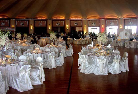 Inside the Iconic Casino Ballroom.