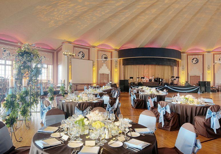 Catalina Casino Ballroom - Venue - Avalon, CA - WeddingWire