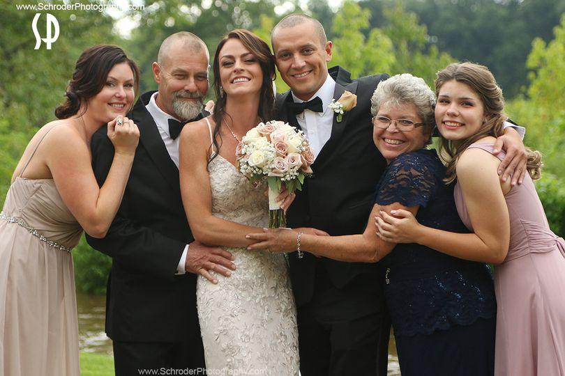 I love family hugs as photos