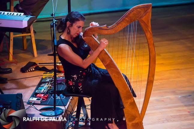 Part of a Latin Concert series