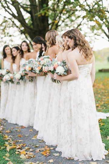 Red Maple Vineayrd Wedding