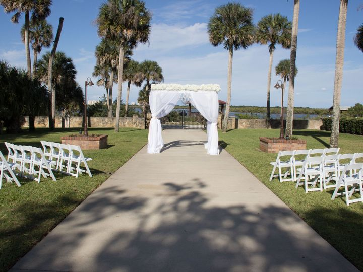 Tmx 1465233099878 The Tavern Arch Setup 7659 Daytona Beach, FL wedding planner