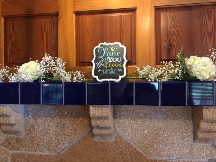 Tmx 1528383769 22dd10b20c06ac99 1528383767 A1b04dd0f42dd3bc 1528383764651 7 Mantle Decor Daytona Beach, FL wedding planner
