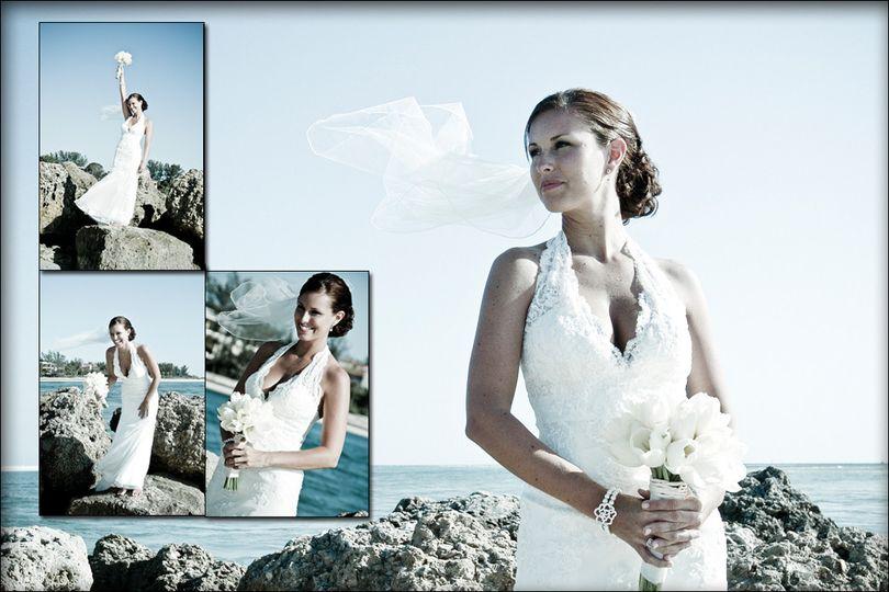 longboat key club wedding beach photographer