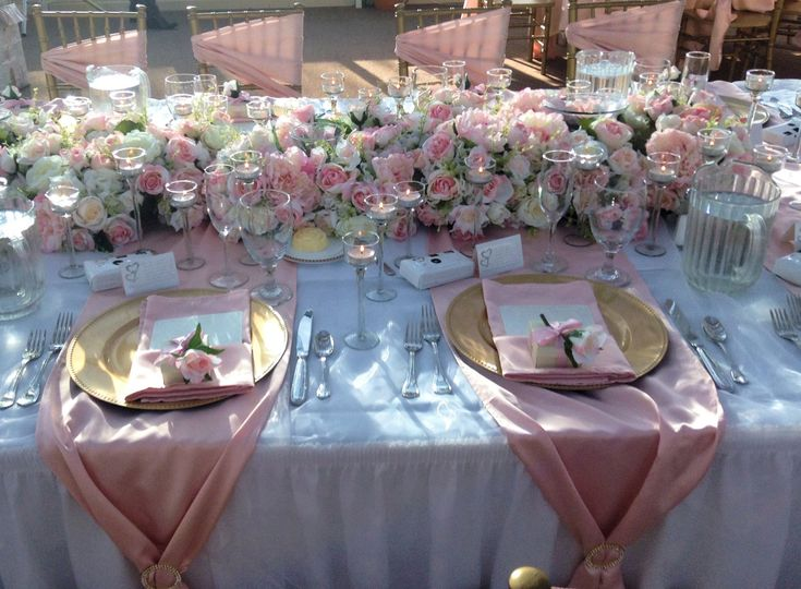 touch original head table