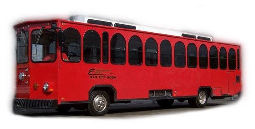 Tmx 1423687767727 Trolley Dearborn Heights wedding transportation