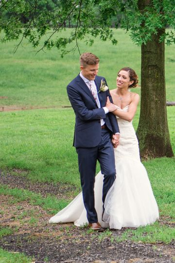 Veronica Belmont Wedding
