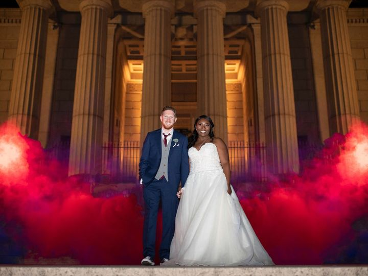 Tmx Masonic Temple Alexandria Va Smoke Bomb Wedding 51 922694 V1 Leesburg, VA wedding photography