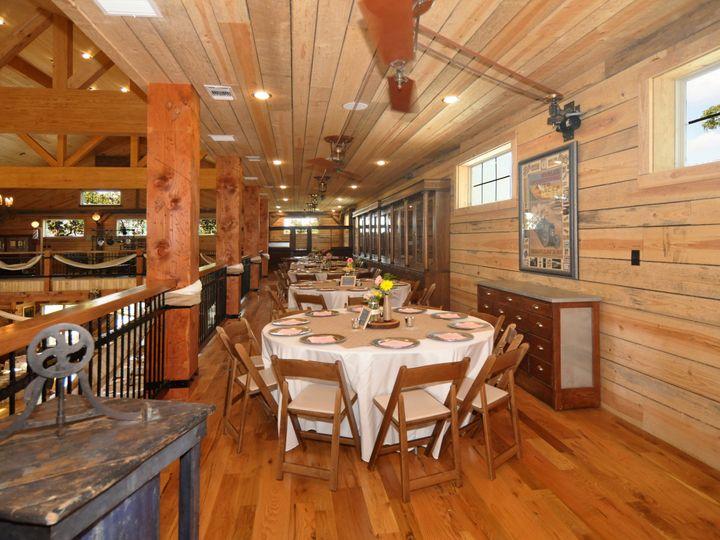 Tmx 1389993383851 Wedding 2nd Floor Table Springtown, Texas wedding venue