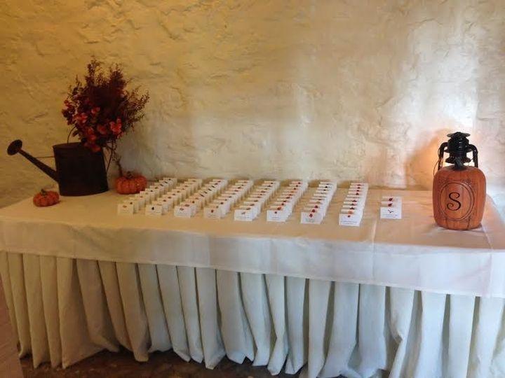 Tmx 1417899828608 Escort Table Bethlehem, Pennsylvania wedding venue