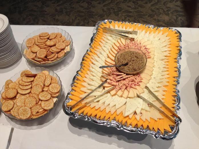 Tmx 1417899937173 Cheese Tray Bethlehem, Pennsylvania wedding venue