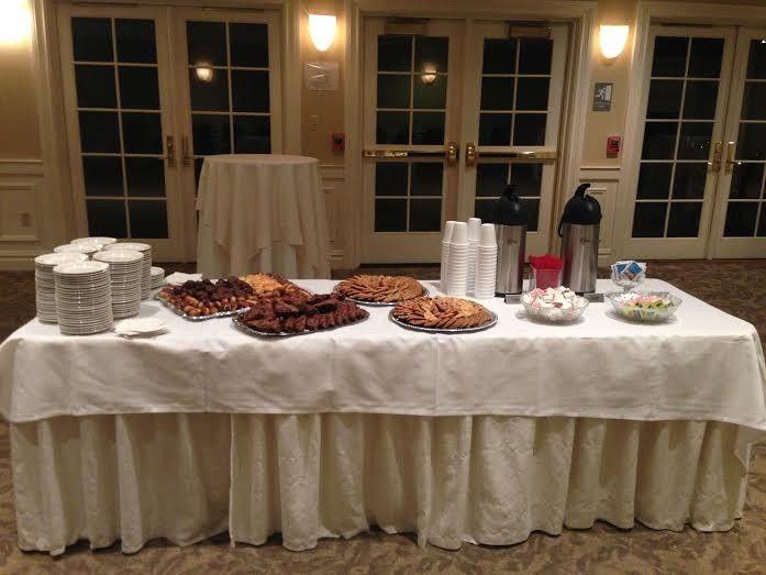 Tmx 1417900104025 Cookie  Coffee Station Clearer Bethlehem, Pennsylvania wedding venue