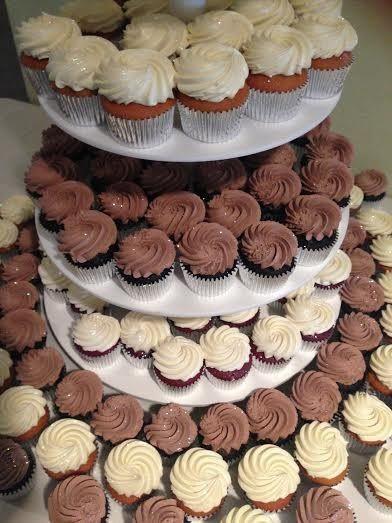 Tmx 1417900106205 Cupcake Tower 3 Bethlehem, Pennsylvania wedding venue