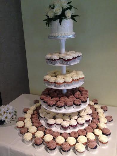 Tmx 1417900108162 Hughes Cupcake Tower 2 Bethlehem, Pennsylvania wedding venue