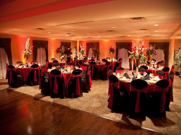 Tmx 1417900244959 Red And Black Winter Wedding Bethlehem, Pennsylvania wedding venue