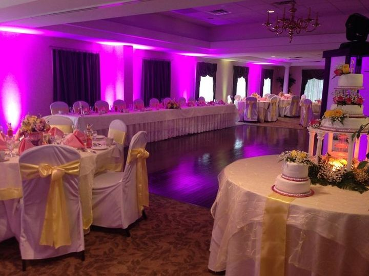 Tmx 1417900317413 Pink And Yellow Reception Bethlehem, Pennsylvania wedding venue