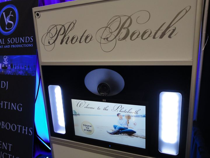 Photo booth interface