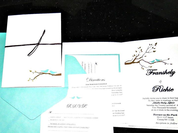 Tmx 1505106511747 Invitation Kit Watermark White Plains wedding planner