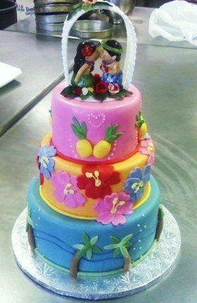 Tmx 1274643562187 Hawaiiwed1 Salisbury wedding cake