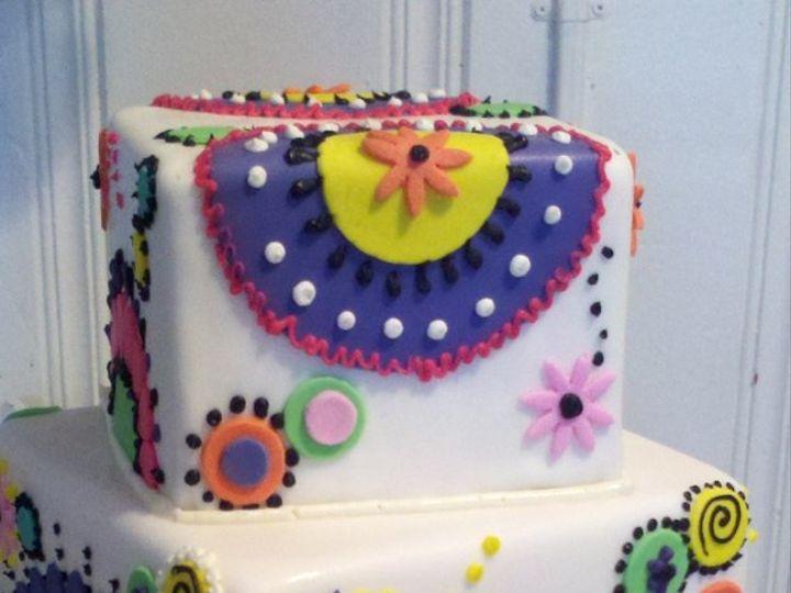 Tmx 1338932691218 Colorfun2 Salisbury wedding cake
