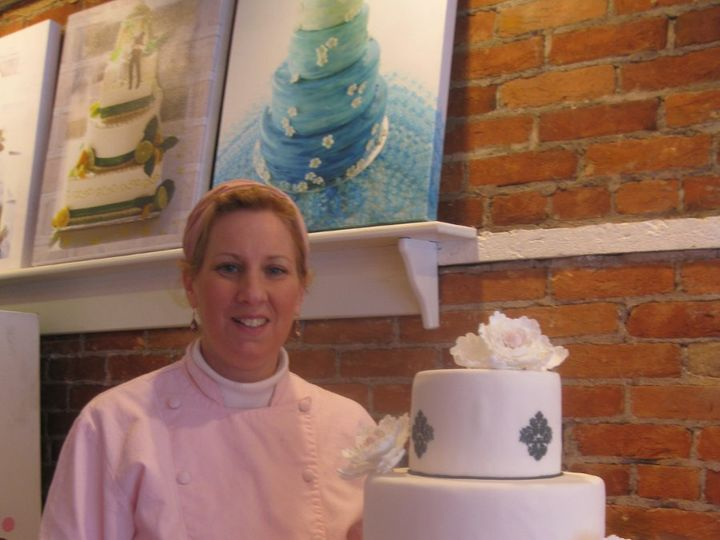 Tmx 1357164138412 IMG0841 Salisbury wedding cake