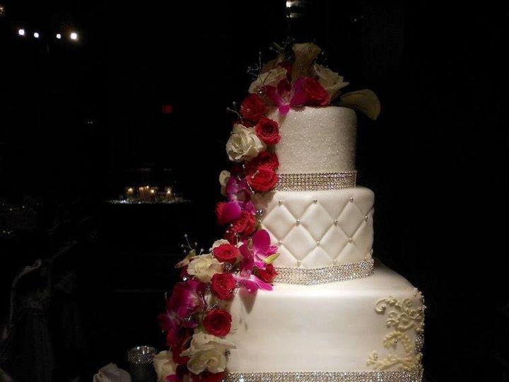 Tmx 1357830315296 Loriscake Salisbury wedding cake
