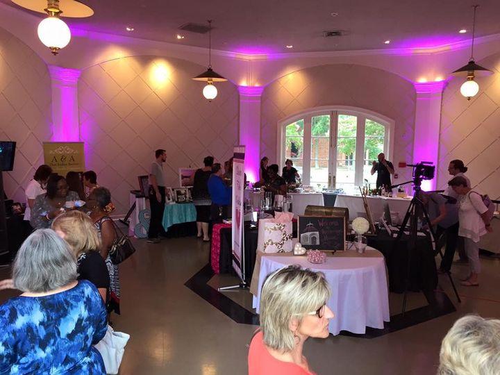 blandwood bridal show