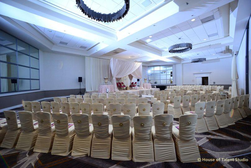 Grand Mesa Ballroom Ceremony