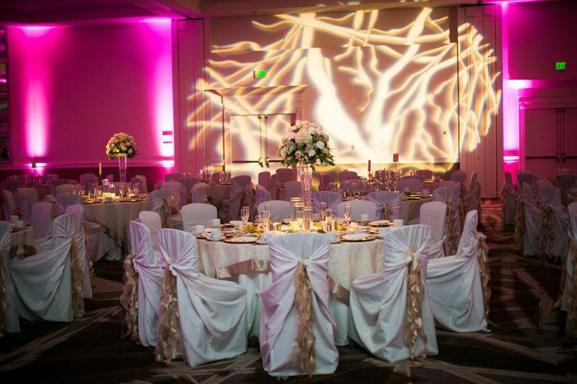 Grand Mesa Ballroom Reception