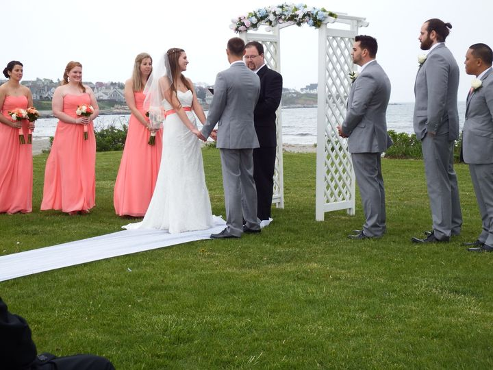 Tmx 1434745419911 Ceremony 3 Brookline wedding officiant