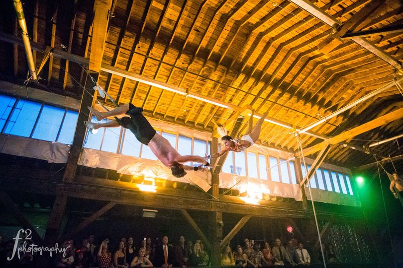 Emerald City Trapeze - Located in Seattle, boasts world class performers that can perform during...