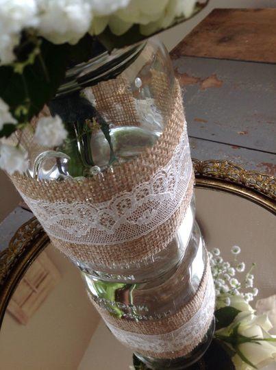 custom lace detail