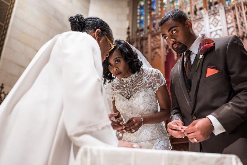 st louis wedding photographer third baptist church
