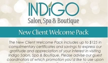 Indigo Salon, Spa & Boutique 1